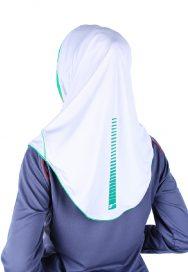 Raqtive Hijab B219 Grey Green