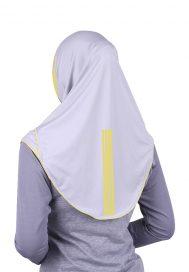 Raqtive Sports Hijab B226 grey